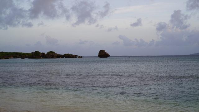 宮古島 の海