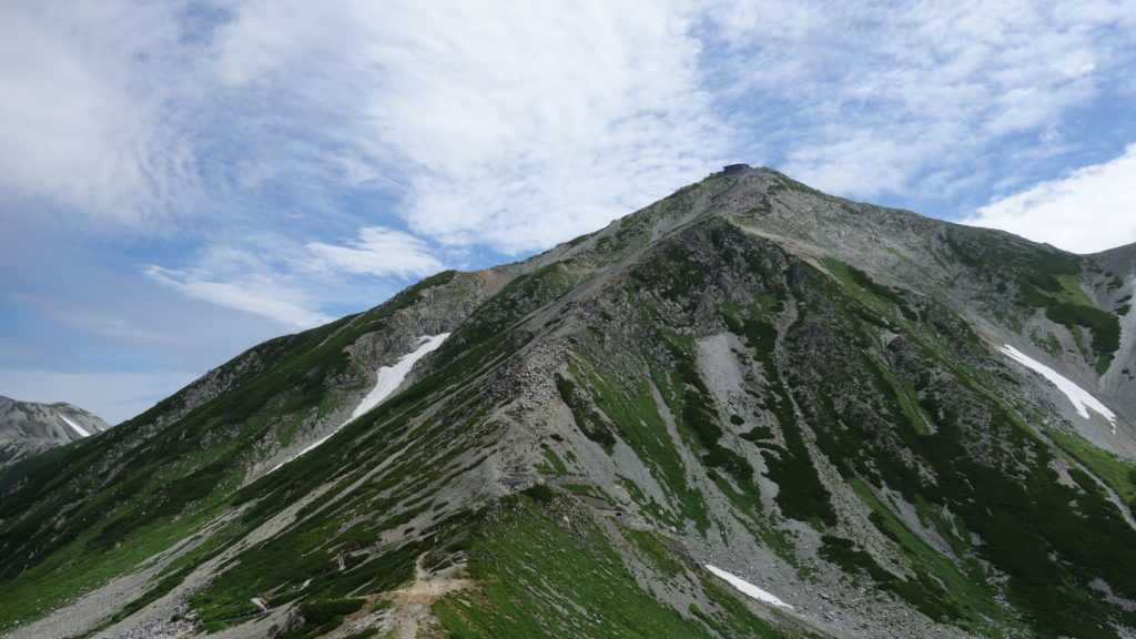 北アルプス 立山