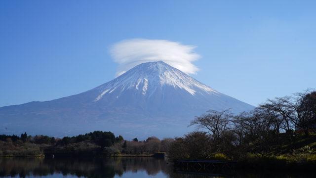 田貫湖  富士山