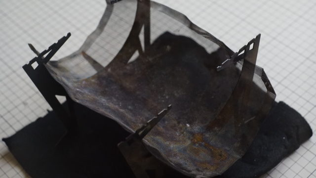 ソラチタニウムギアのスーパーネイチャーストーブ