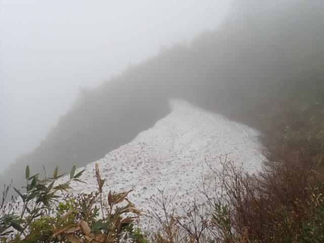 飯豊山_地蔵岳