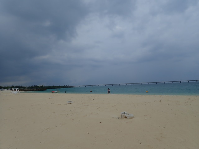 与那覇前浜ビーチ
