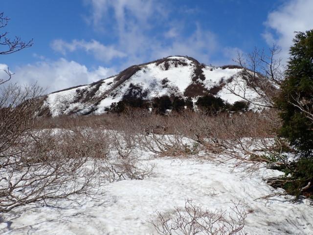佐渡島 登山