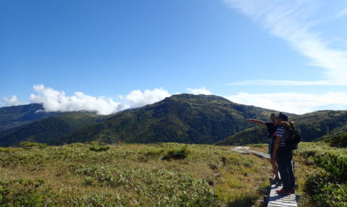 雲ノ平 を目指して、雨の北アルプスへ突入ハイキング_2