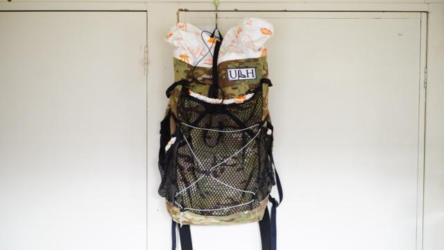 Ray-Way (レイウェイ)の Backpack kit でMYOGをした記憶