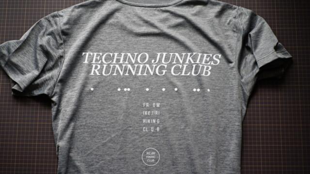テクノ ジャンキーズランニングクラブについて語ってみる