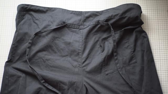 タイパンツというか無印良品の「漁民パンツ」を購入してみた。